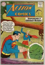 ACTION COMICS #262 VG/FN