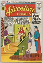ADVENTURE COMICS #282 FN