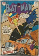 BATMAN #107 GD
