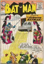 BATMAN #120 VG