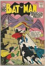 BATMAN #142 FN