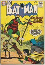 BATMAN #143 VG+