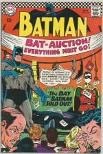 BATMAN #191 VF+