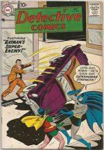 DETECTIVE COMICS #250 FN