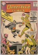 DETECTIVE COMICS #260 VG