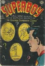 SUPERBOY #15 GD-