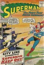 SUPERMAN #130 VG