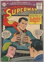 SUPERMAN #98 VG-