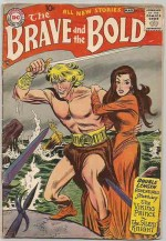 BRAVE & BOLD #16 VG