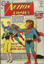 ACTION COMICS #243