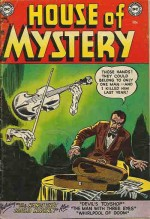 HOUSE OF MYSTERY #25