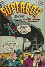 SUPERBOY #28 VG/FN