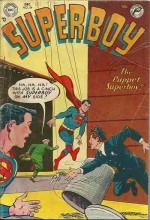 SUPERBOY #29 VG-