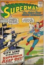 SUPERMAN #130 VG/FN