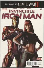 INVINCIBLE IRON MAN #7