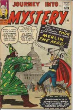 JOURNEY INTO MYSTERY #96 FN/VF £135
