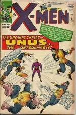 X-MEN #8 FN+