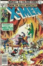 X-MEN #113 NM-