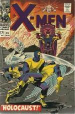 X-MEN #26 VF-