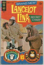 LANCELOT LINK, SECRET CHIMP #1 VG