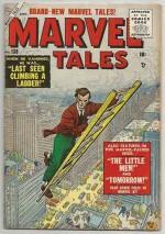 MARVEL TALES #138 VG