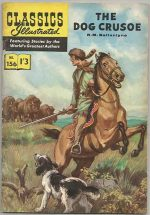 CLASSICS ILLUSTRATED #156 VG+