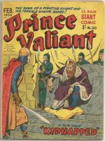 PRINCE VALIANT #20 GD/VG