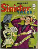 SINISTER TALES #102