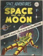 SPACE TRIP TO THE MOON NN (#1) VG