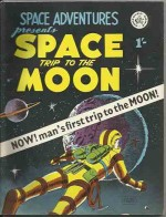 SPACE TRIP TO THE MOON #1