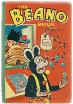 BEANO 1958 GD/VG