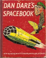 DAN DARE'S SPACE BOOK 1953