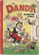 DANDY 1952 GD/VG