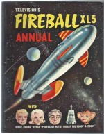 FIREBALL XL5 1964 FN/VF
