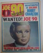 JOE 90 #17 VG