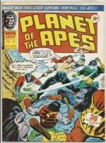 PLANET OF THE APES #23 FN