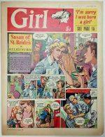 GIRL VOL.9 #22 VG