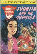 SCHOOLGIRLS ADVENTURE LIBRARY #24 VF/NM