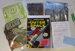 OUTER SPACE #3 SET